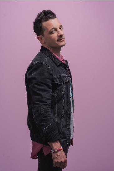 Marc Roberge of O.A.R.: Main Image